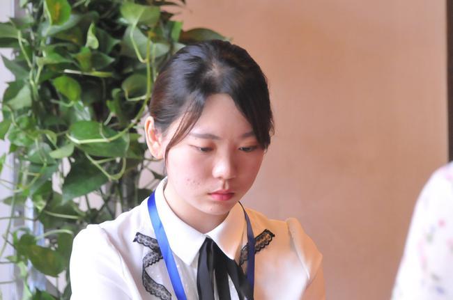 金彩瑛首都女子围棋世界冠军