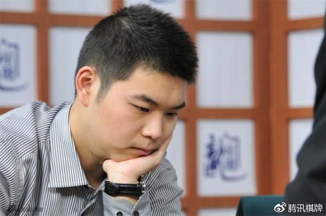 2018TWT腾讯围棋锦标赛参赛棋手 芈昱廷九段