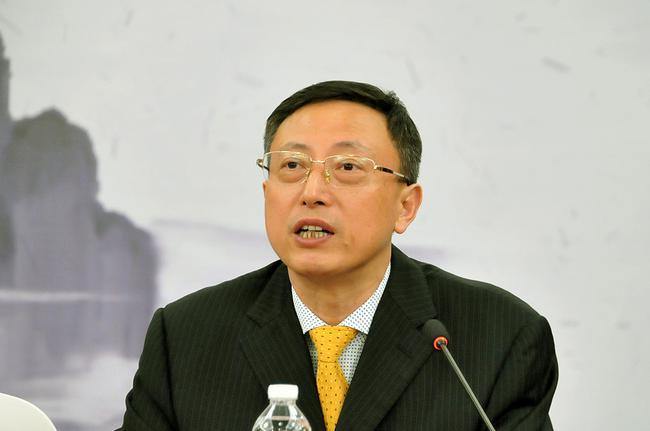 春兰集团公司高级副总裁徐群