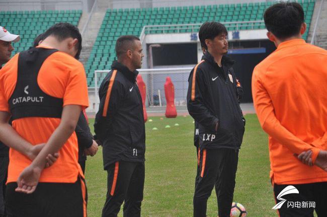 鲁能广州拉练佩莱已归队 两天后将同中乙队热身