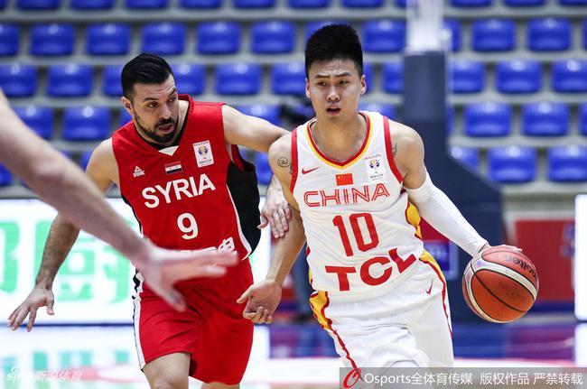 中国男篮需要通过世界杯成绩争取奥运参赛资格