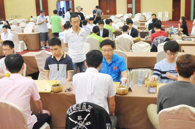 全国围棋锦标赛(整体。)