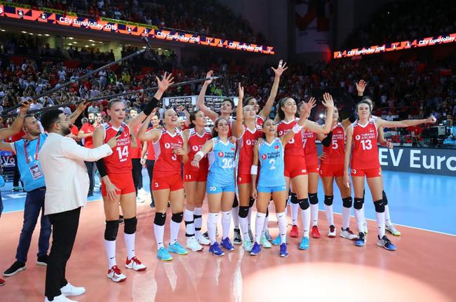 土耳其女排3-1击败