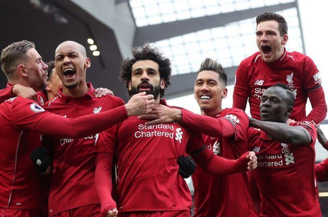 利物浦已提前夺冠