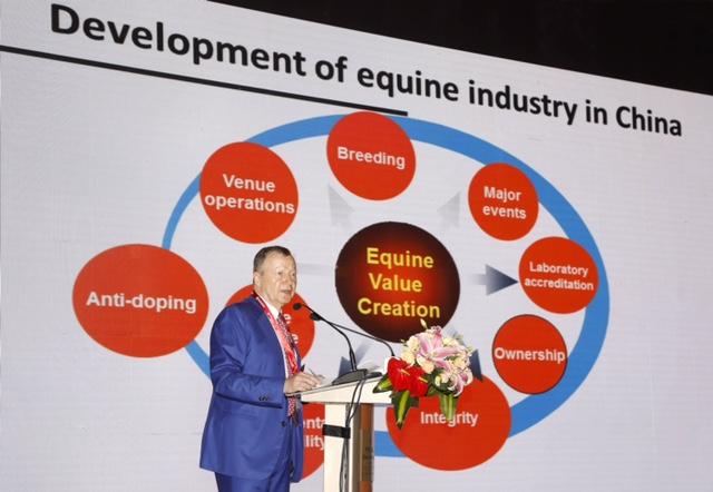 专访香港马会行政总裁:世界马医大会对中国意义何在