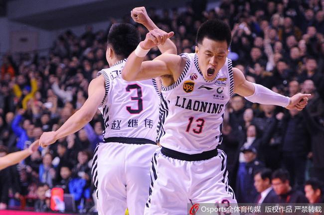 前8名强球队有27人是来自辽宁 体
