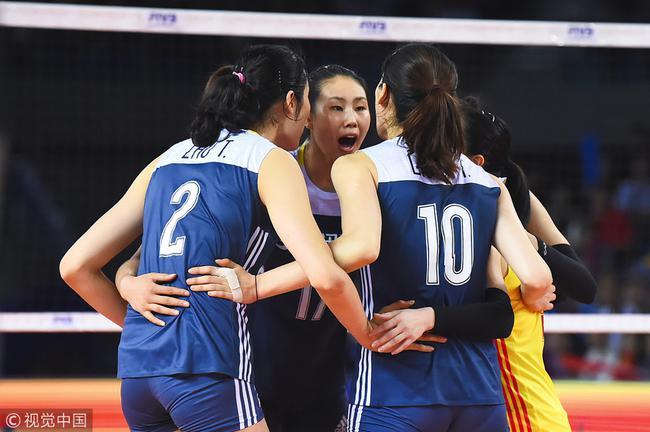 女排世联预赛胜率不过半 奥运冠军起伏新星受挫