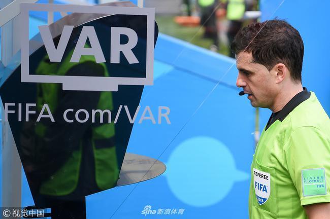 世界杯首次使用VAR