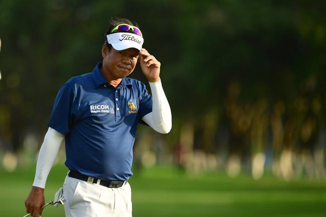 泰国老将领先亚巡印度赛首轮 肖博文刘晏玮并列64天成娱乐