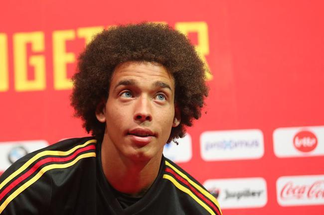 维特塞尔:从不后悔来中国踢球 加盟多特毫不犹豫