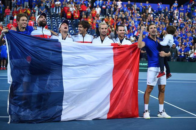 法国进决赛