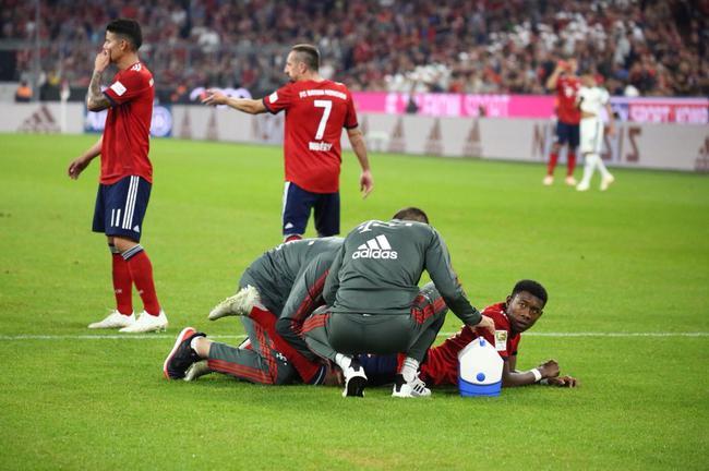 德甲-拜仁伤大将主场0-3跌第6