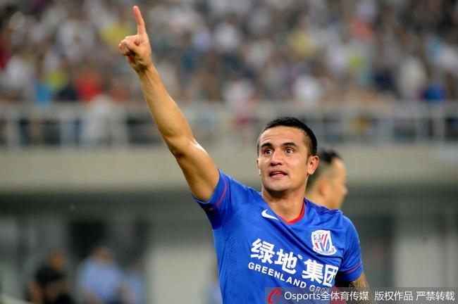 卡希尔:国足最大问题就是进球 在中国踢球太棒了