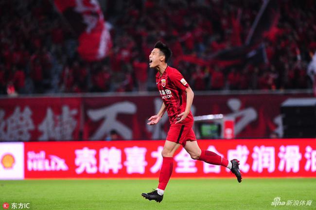 中超最佳阵容:武磊董学升组合锋线 权健三将上榜