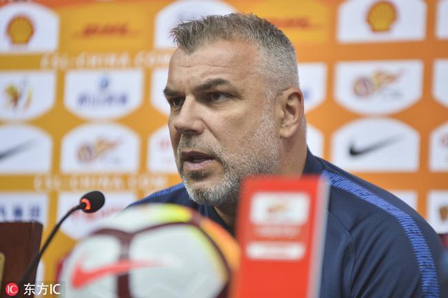 奥拉罗尤:苏宁球员要对自己有信心 还能做的更好