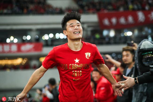 曝武磊没进亚洲足球先生终极候选 亚冠成绩太差