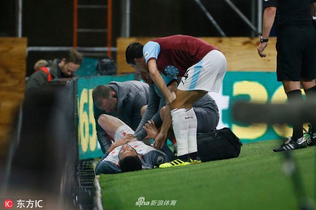 戈麥斯小腿骨折傷停六週