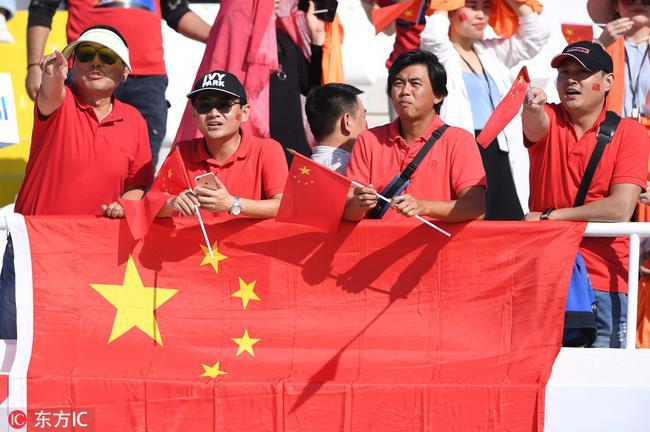 痴情的中国球迷