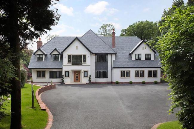 两人的豪宅价值340万英镑