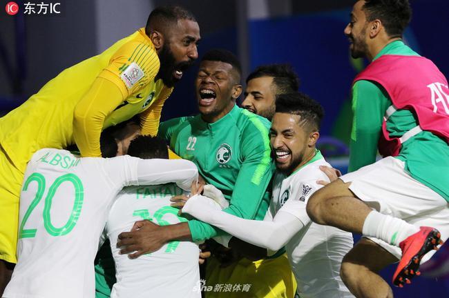 亚洲杯-沙特2-0黎巴嫩出线 两战全胜进六球零失球