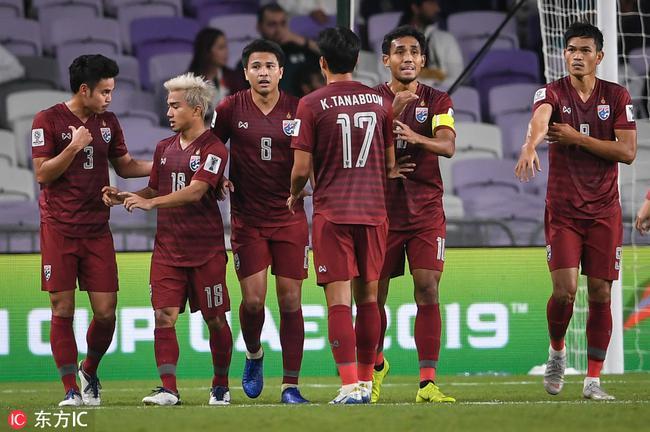 解析泰国队:新帅上任弃用多将 中卫伤停已过半