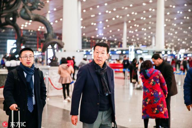 一方在马林离职时就接触过崔康熙 还在天津见过面