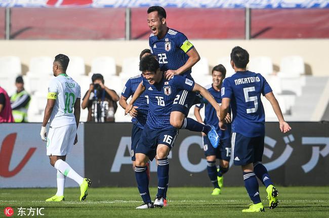 日本晋级8强