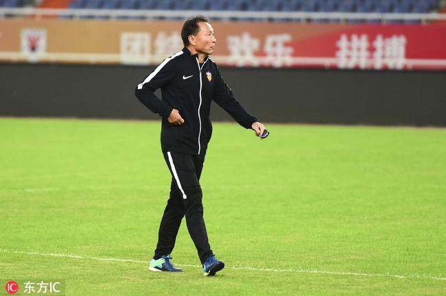 国家集训队将代表中国出战中国杯 沈祥福挂帅