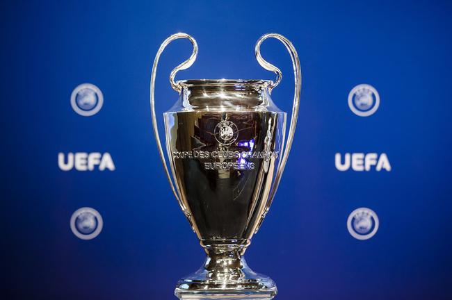 欧冠淘汰赛快要开战了