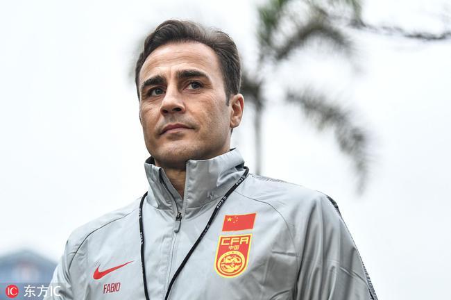 中国杯只要不太差卡帅就被扶正 他现在只领补贴