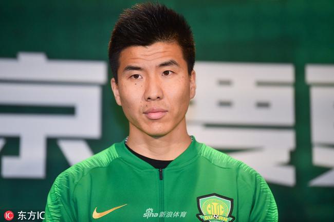 国安三将均有望亮相中国杯 王刚或出任首发右后卫