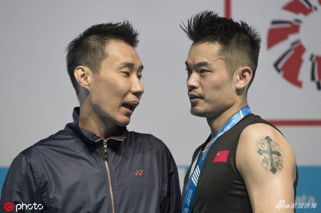 李宗伟与林丹对话