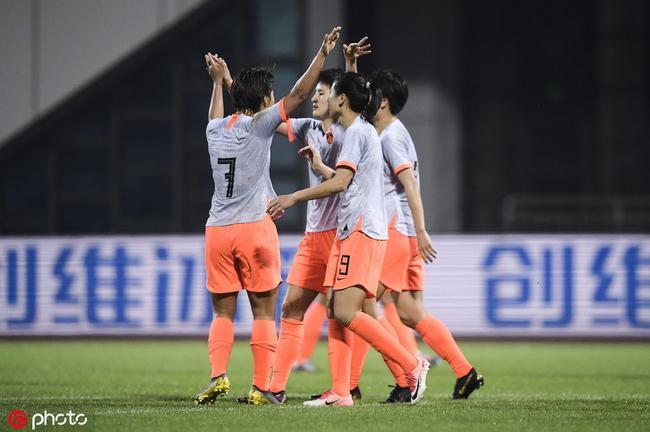 四国赛是中国女足世界杯前最后的热身