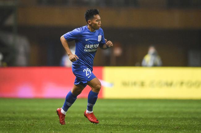 申花U23球员上场时间中超第1 李毓毅给予高度肯定