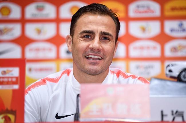 卡纳瓦罗称对于他来说布朗宁是一个中国球员