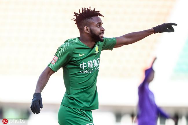 足协杯-巴坎布点球制胜两U23频造险 国安1-0黑龙江
