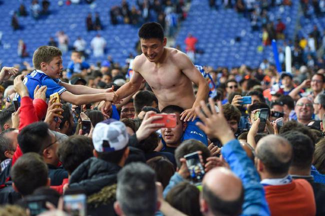 感谢武磊!给中国球迷又一次做梦的机会