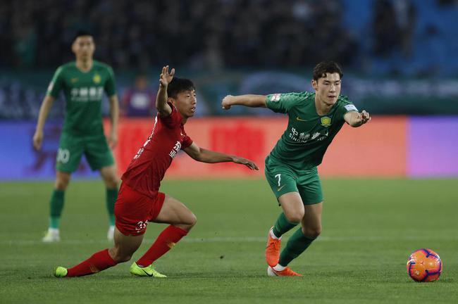 侯永永奋起直追望看齐李可 联赛还会让他继续首发吗?