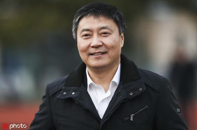 吴晓晖明确二转肯定有动作 坚信申花保级没问题