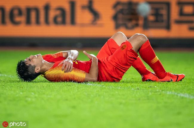 张玉宁亲承缺战王子铭也有伤 U23和锋线困扰国安