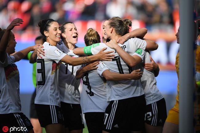 女足世界杯-拜仁猛将致胜 德国1-0西班牙两连胜