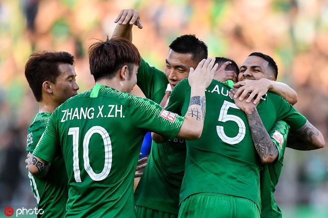 中超-朴成建功傲骨轰神仙球 国安2-1申花继续领跑