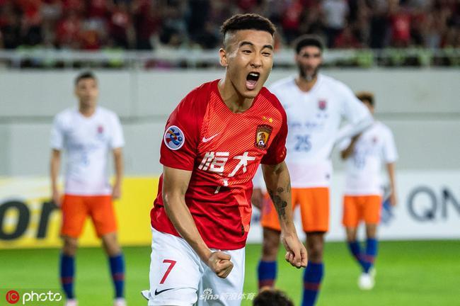 中国足坛第一旧主杀手!尤擅反戈 他是7号韦世豪