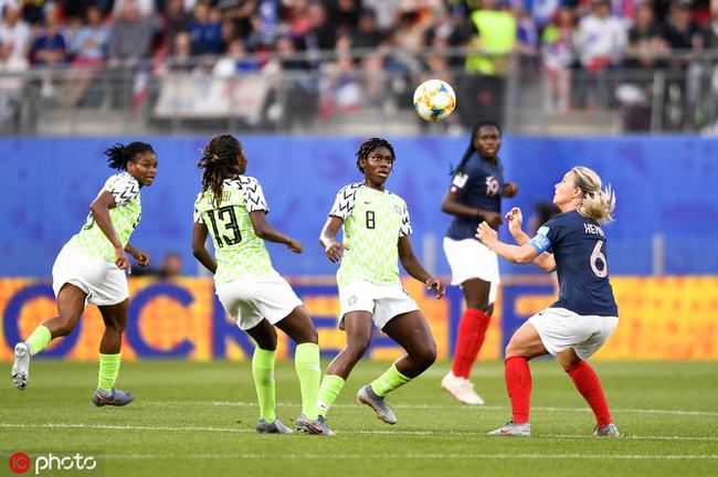 尼日利亚晋级16强