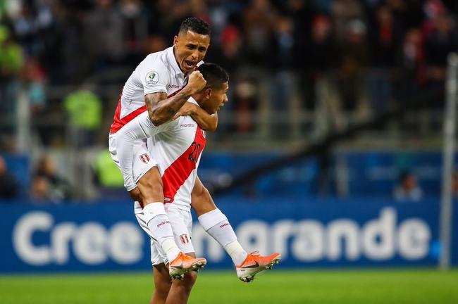 美洲杯-秘鲁爆冷3-0胜卫冕冠军 勇闯决赛再战巴西
