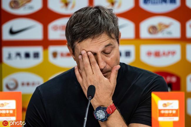 斯托:没想到会输0-5 两队差距太大输几个都是丢3分
