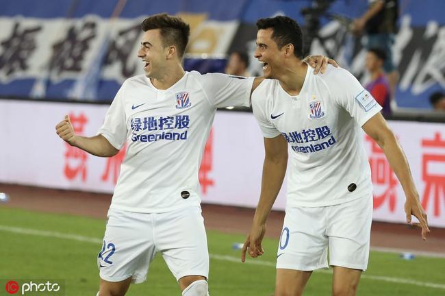 沪媒:申花彻底换了活法 贝大师输在高估中国球员