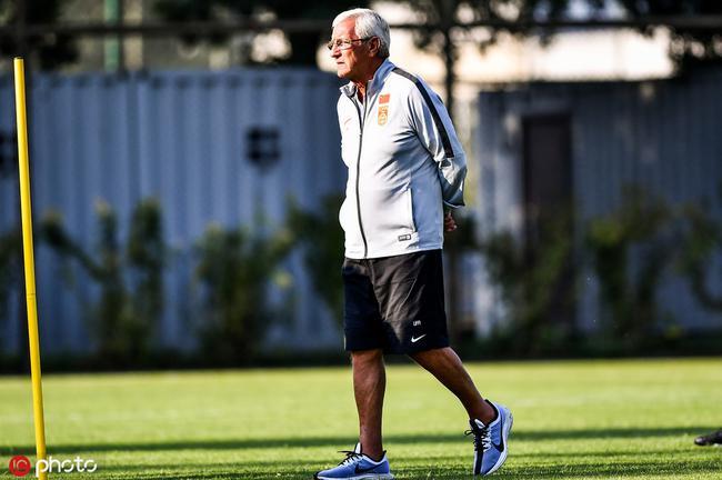国足正式进入新时代里皮豪言打造强队冲击世界杯