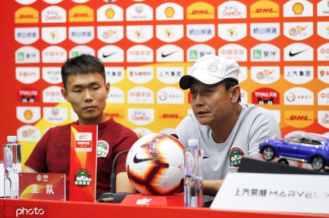 王宝山:华夏整体实力在我们之上 巴索戈状态很好