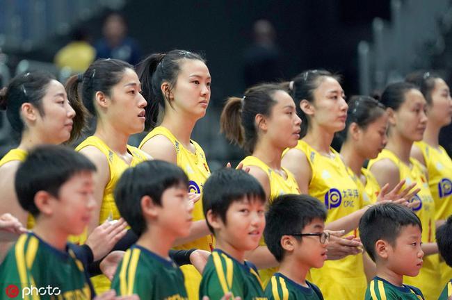 女排世界杯第三日:中国迎劲旅俄罗斯 日本PK韩国